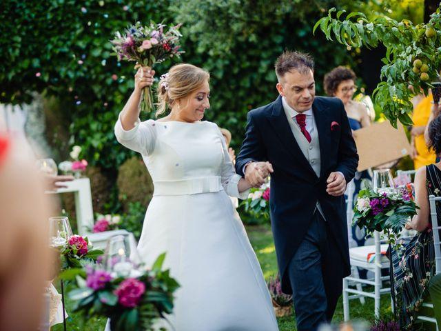 La boda de Roberto y Sonia en Boboras, Orense 55