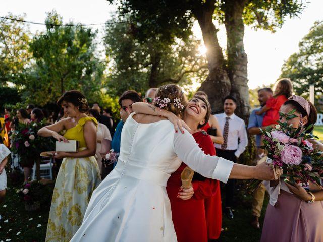 La boda de Roberto y Sonia en Boboras, Orense 56