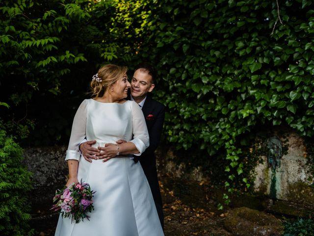 La boda de Roberto y Sonia en Boboras, Orense 60