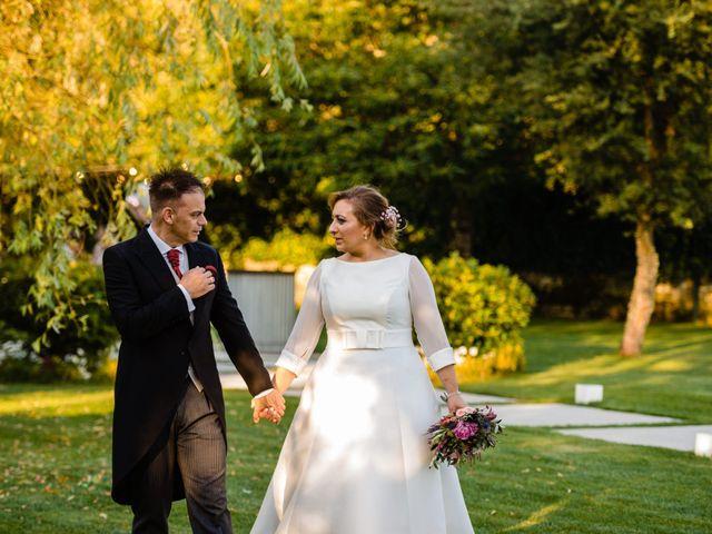 La boda de Roberto y Sonia en Boboras, Orense 61