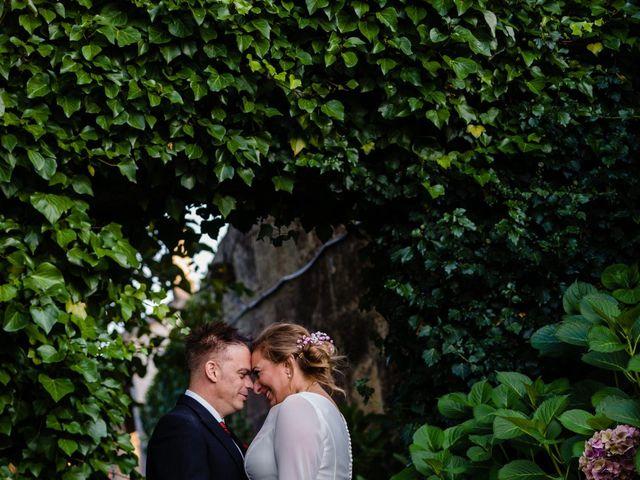 La boda de Roberto y Sonia en Boboras, Orense 62