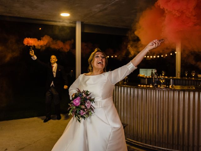 La boda de Roberto y Sonia en Boboras, Orense 69
