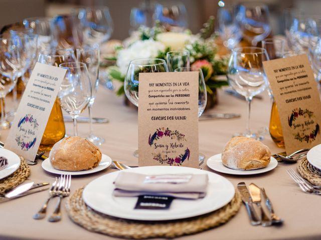 La boda de Roberto y Sonia en Boboras, Orense 71
