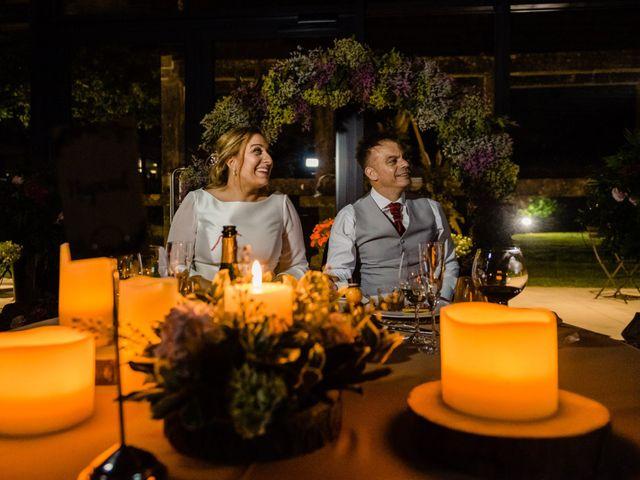La boda de Roberto y Sonia en Boboras, Orense 81