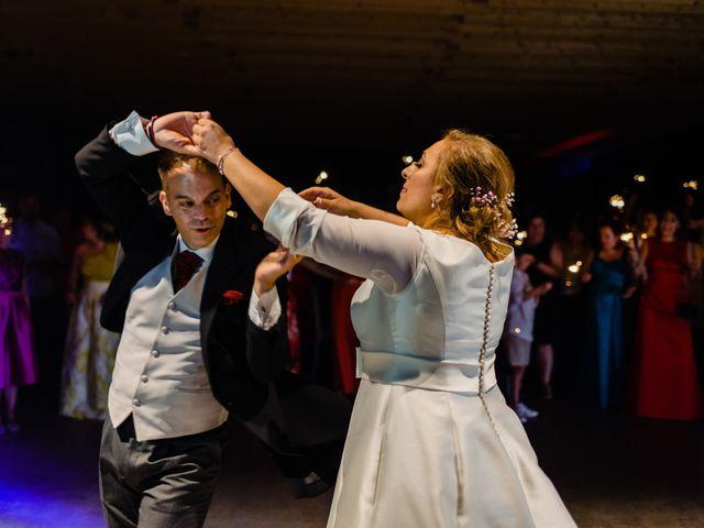 La boda de Roberto y Sonia en Boboras, Orense 87