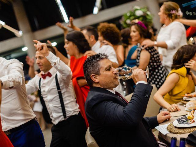 La boda de Roberto y Sonia en Boboras, Orense 94