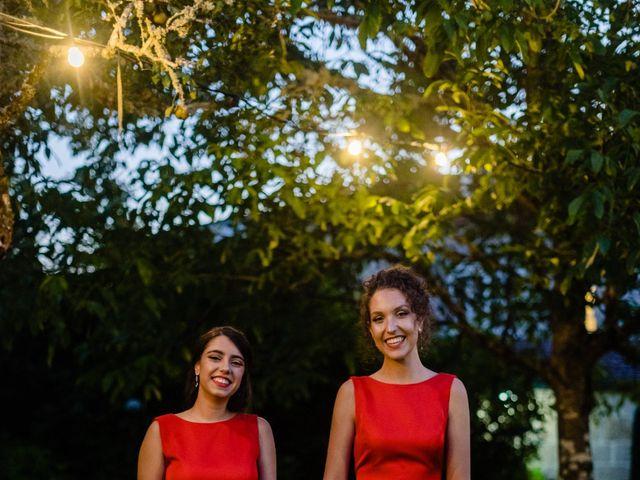La boda de Roberto y Sonia en Boboras, Orense 106
