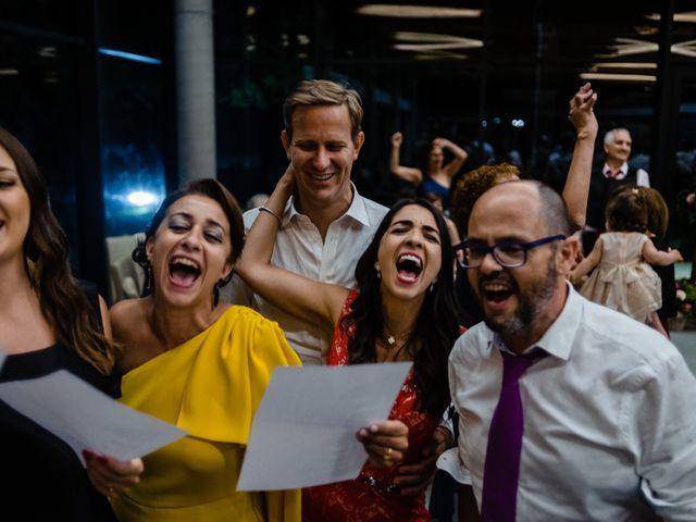 La boda de Roberto y Sonia en Boboras, Orense 109