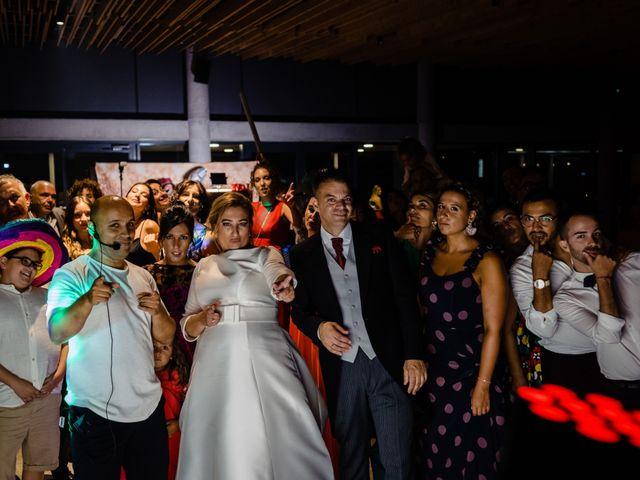 La boda de Roberto y Sonia en Boboras, Orense 112