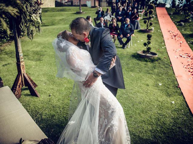 La boda de Jose  y Anna en Sant Fost De Campsentelles, Barcelona 2