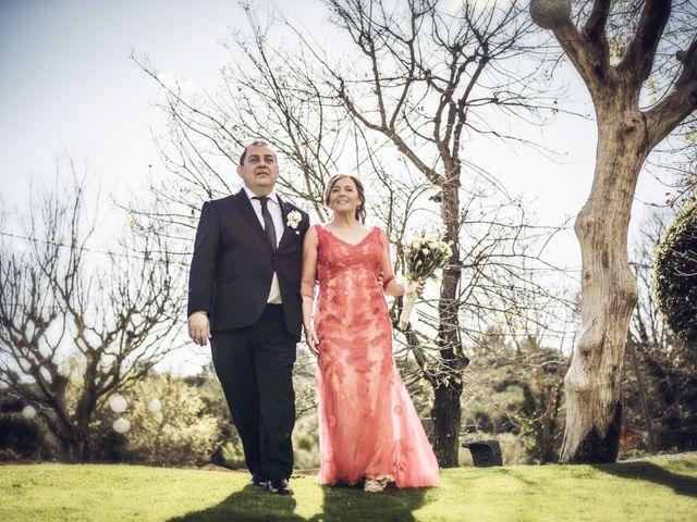 La boda de Jose  y Anna en Sant Fost De Campsentelles, Barcelona 5