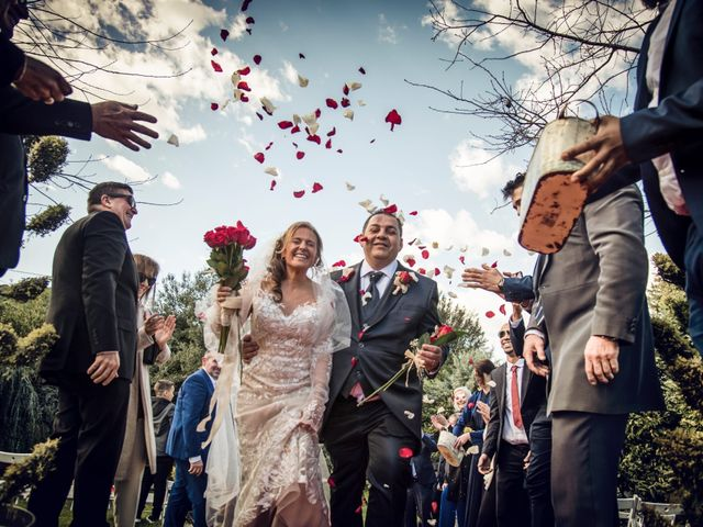 La boda de Jose  y Anna en Sant Fost De Campsentelles, Barcelona 6