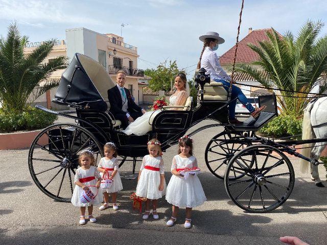 La boda de Rubén  y Sukina  en Otura, Granada 14