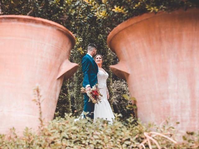 La boda de Rubén  y Sukina  en Otura, Granada 1
