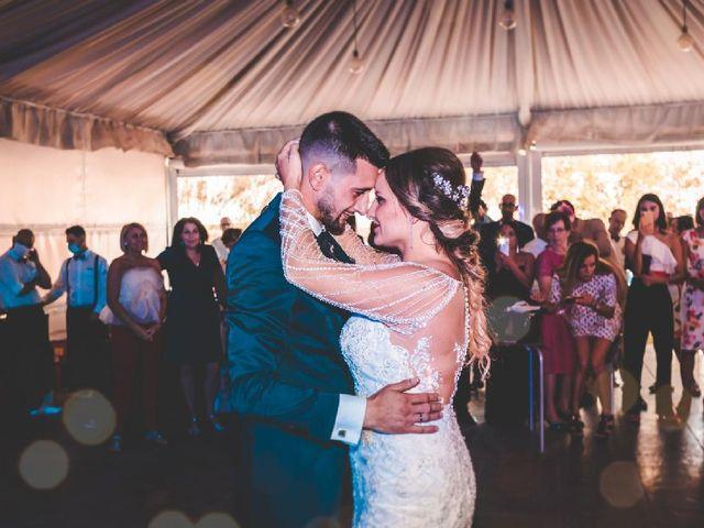 La boda de Rubén  y Sukina  en Otura, Granada 2