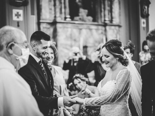 La boda de Rubén  y Sukina  en Otura, Granada 15
