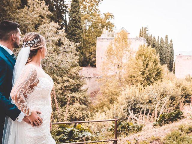 La boda de Rubén  y Sukina  en Otura, Granada 16