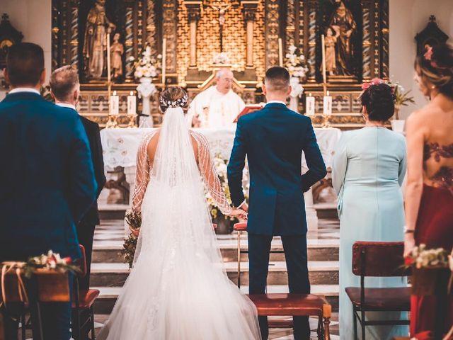 La boda de Rubén  y Sukina  en Otura, Granada 21