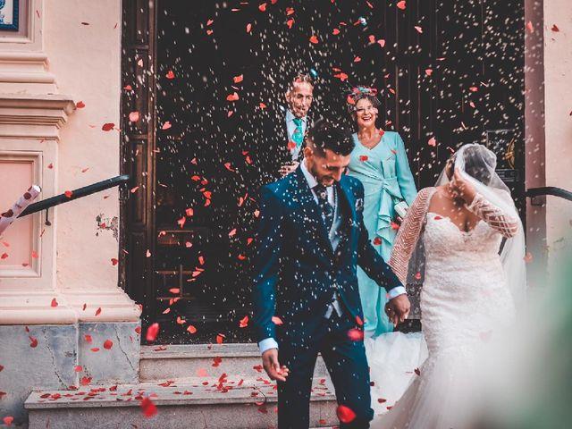 La boda de Rubén  y Sukina  en Otura, Granada 22