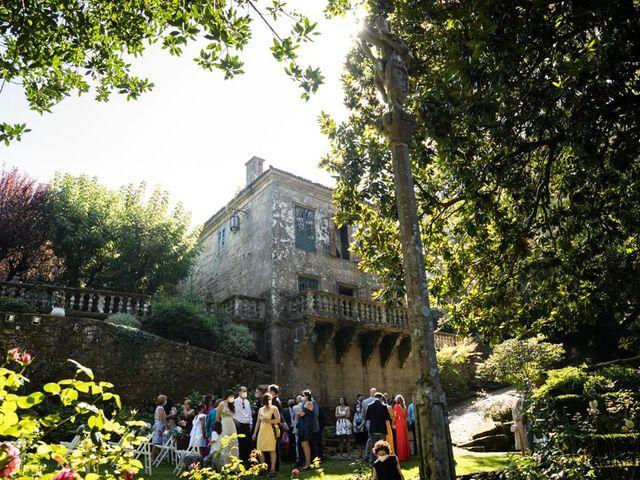 La boda de David y Luisa en Santiago De Compostela, A Coruña 1