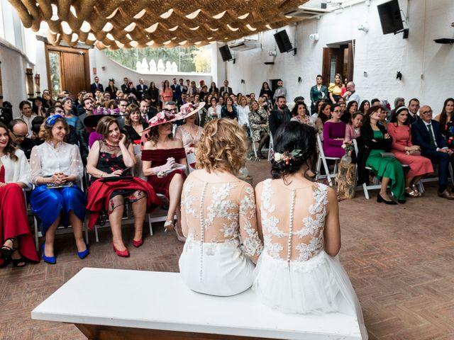 La boda de Lucía y Carolina en Granada, Granada 30