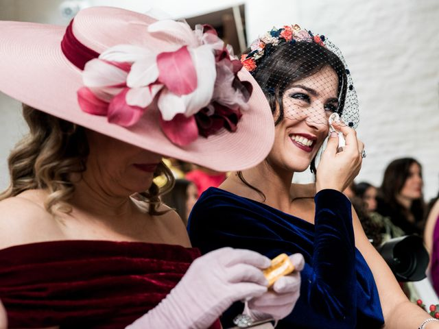 La boda de Lucía y Carolina en Granada, Granada 34