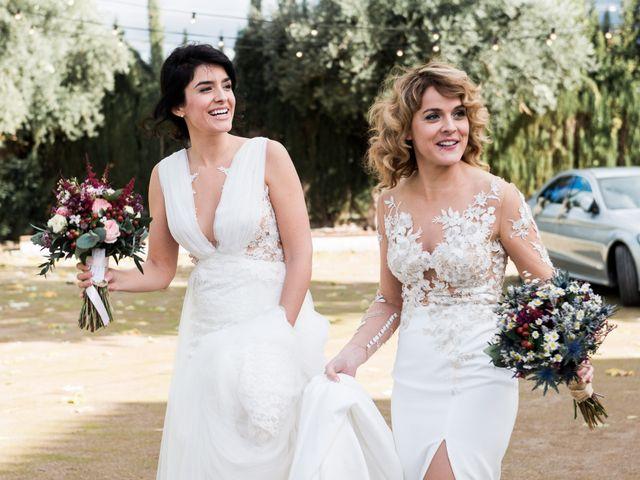 La boda de Lucía y Carolina en Granada, Granada 43
