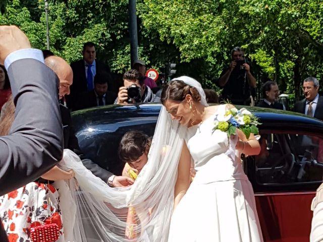 La boda de Mario y Sandra en Pamplona, Navarra 1