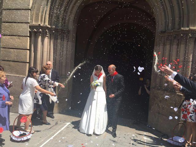 La boda de Mario y Sandra en Pamplona, Navarra 2