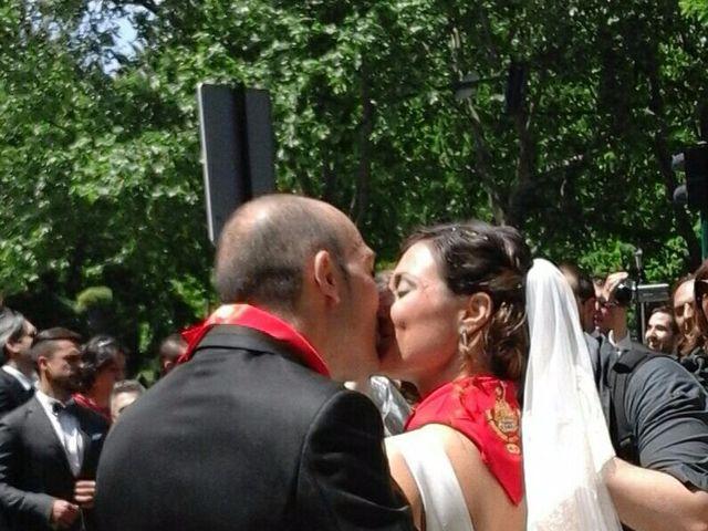 La boda de Mario y Sandra en Pamplona, Navarra 5