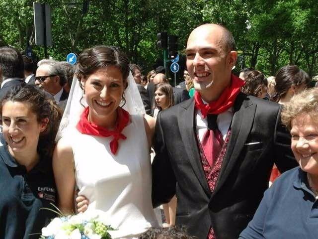 La boda de Mario y Sandra en Pamplona, Navarra 6
