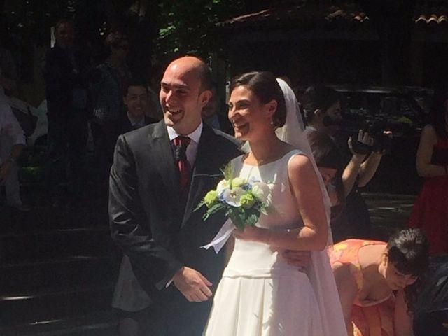 La boda de Mario y Sandra en Pamplona, Navarra 7