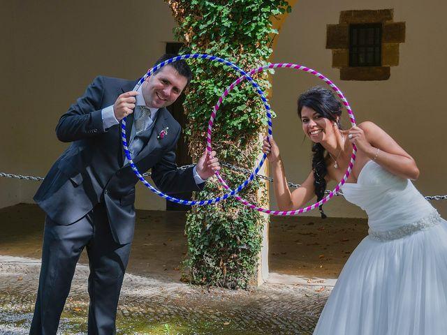 La boda de Iñigo y Ana en Oñati, Guipúzcoa 2