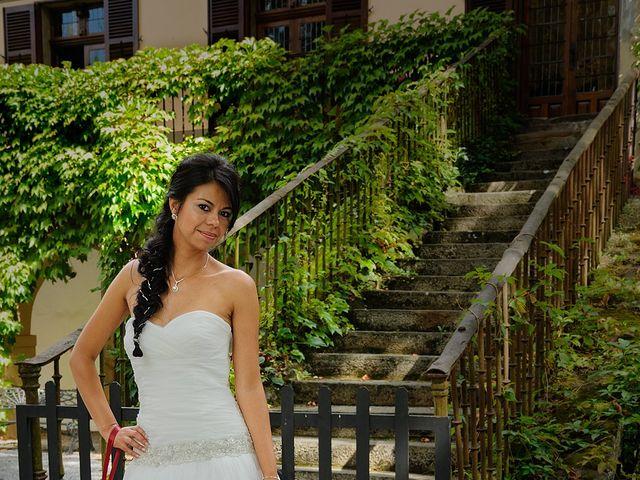 La boda de Iñigo y Ana en Oñati, Guipúzcoa 4
