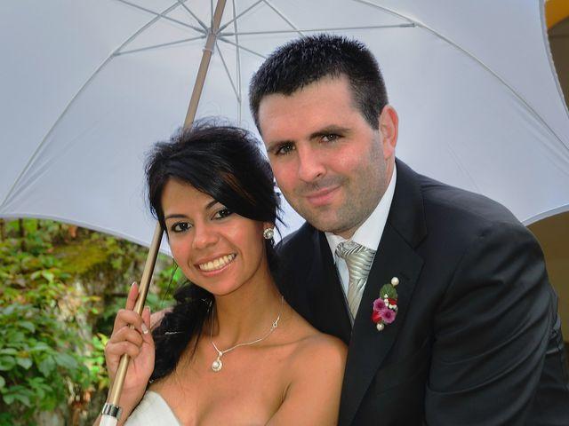 La boda de Iñigo y Ana en Oñati, Guipúzcoa 9