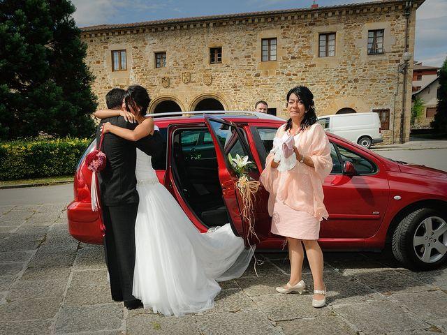 La boda de Iñigo y Ana en Oñati, Guipúzcoa 12