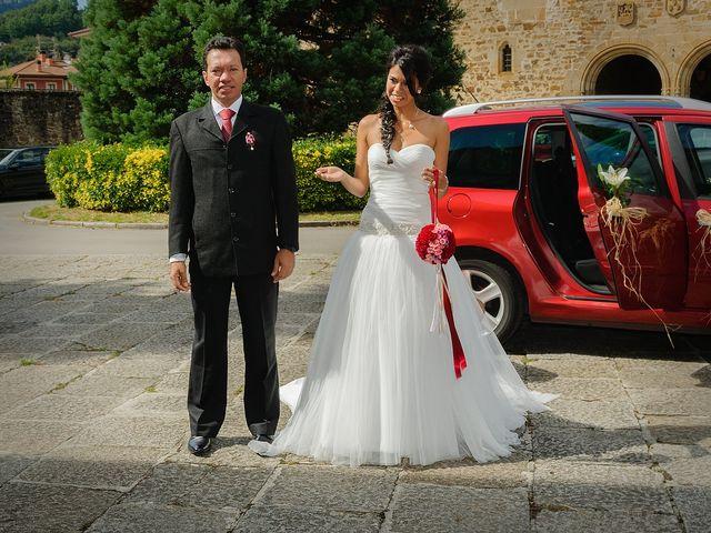 La boda de Iñigo y Ana en Oñati, Guipúzcoa 13