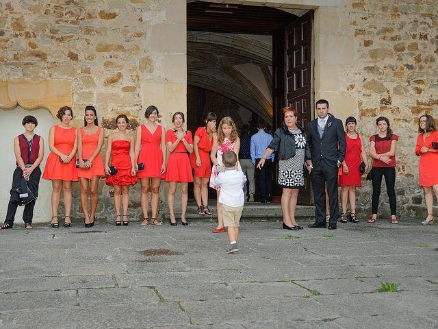 La boda de Iñigo y Ana en Oñati, Guipúzcoa 14