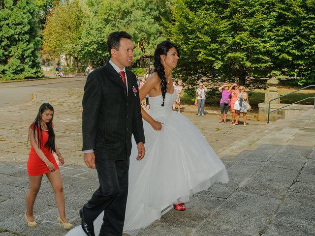 La boda de Iñigo y Ana en Oñati, Guipúzcoa 15