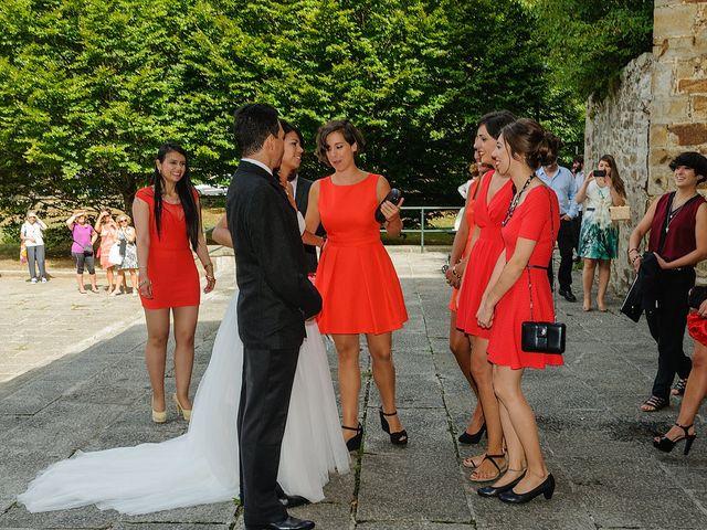 La boda de Iñigo y Ana en Oñati, Guipúzcoa 16
