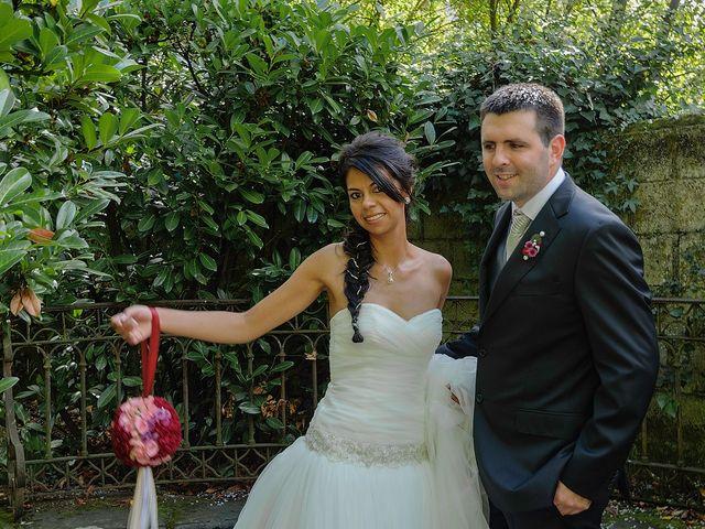 La boda de Iñigo y Ana en Oñati, Guipúzcoa 19