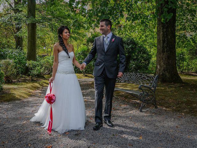 La boda de Iñigo y Ana en Oñati, Guipúzcoa 24