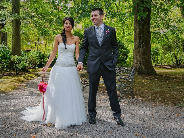 La boda de Iñigo y Ana en Oñati, Guipúzcoa 25