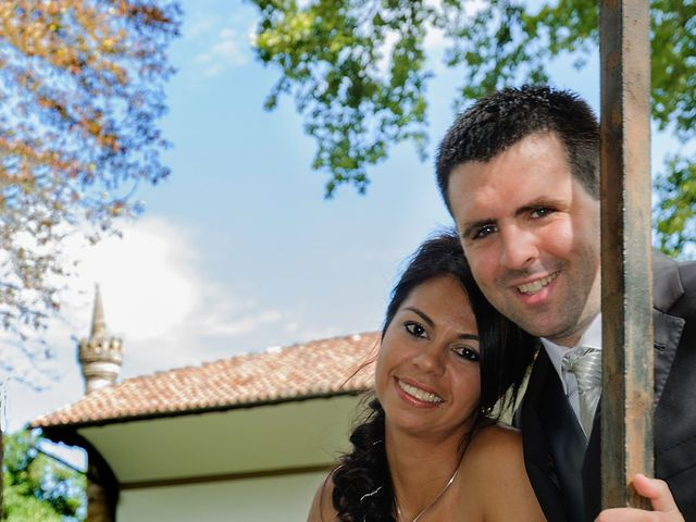 La boda de Iñigo y Ana en Oñati, Guipúzcoa 26