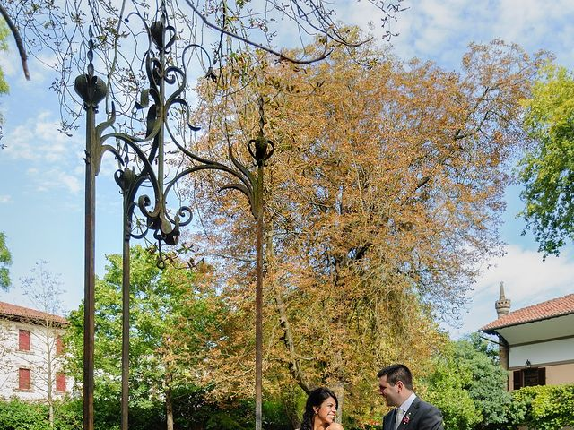 La boda de Iñigo y Ana en Oñati, Guipúzcoa 28