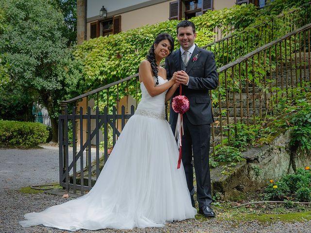 La boda de Iñigo y Ana en Oñati, Guipúzcoa 30