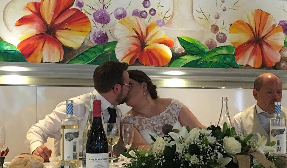 La boda de Héctor y Conchy en Santiago De Compostela, A Coruña
