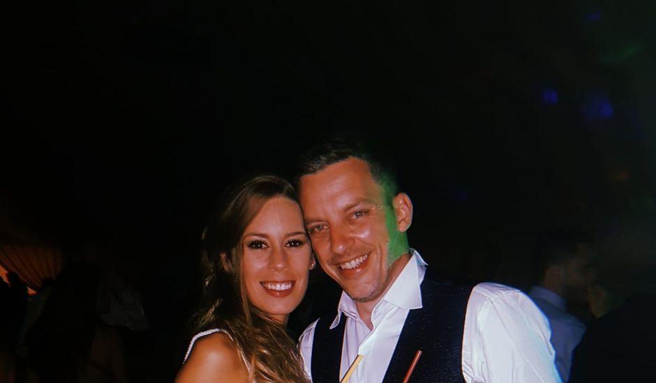 La boda de Miguel  y Bárbara  en Vilanova De Sau, Barcelona