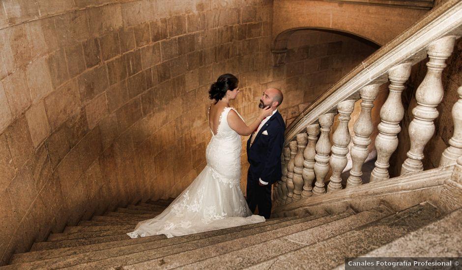 La boda de Jose y Nieves en Bailen, Jaén