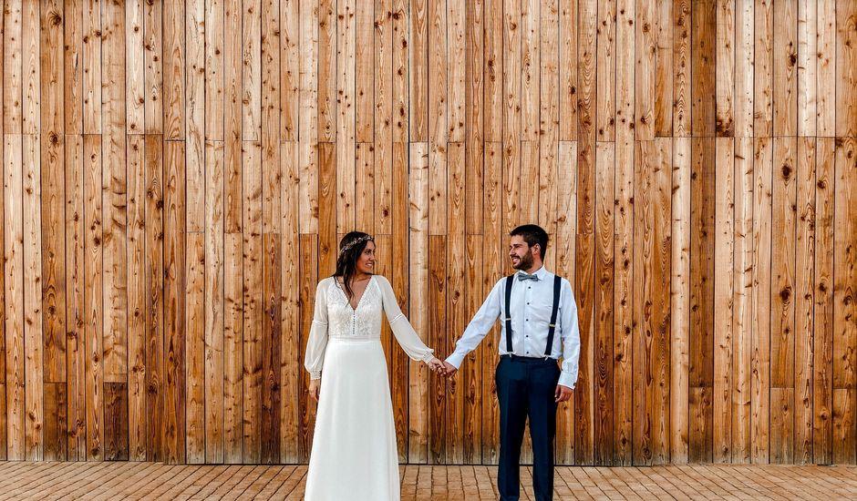 La boda de Asier y Aintzane en Burgos, Burgos